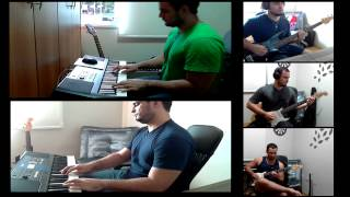 Instrumental Cover - Stone Sour - The Conflagration
