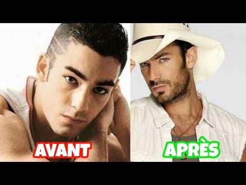 Les acteurs de Telenovelas : Avant et Après !!??!!