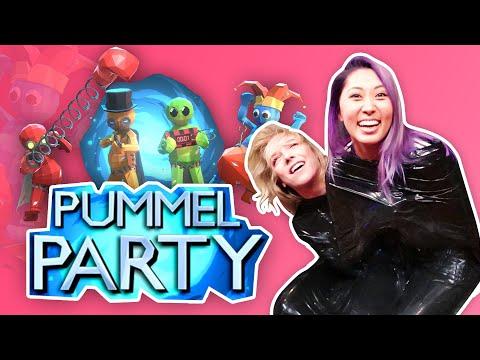 Our Weirdest Punishment Yet? | Pummel Party