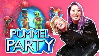 Our Weirdest Punishment Yet?   Pummel Party