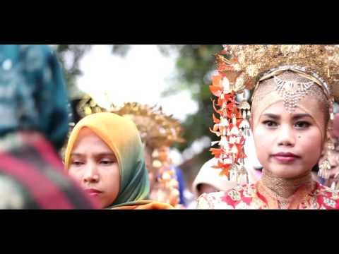 Wedding Clip Bony & Putri Desember 2015