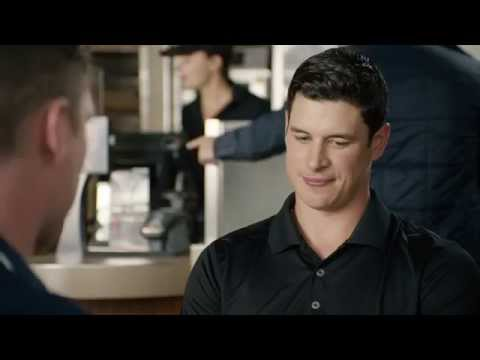 Tim Hortons NHL Upper Deck Trading Cards TV Commercial feat. Sidney Crosby & Nathan MacKinnon