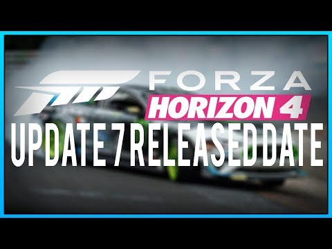 Forza Horizon 4 Update 7 Released Date Full Car List thumbnail