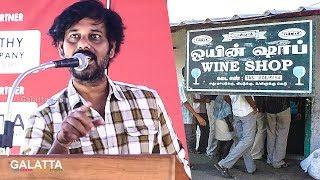வாழ்க்கையைப் படிக்காம படம் பண்ண வராத - Cinematographer Natarajan Subramaniam