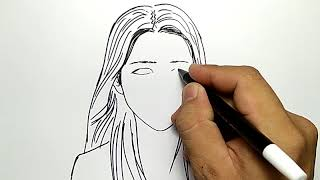 Video cara menggambar wajah orang cewek cantik,,, mudah dan cepat download MP3, 3GP, MP4, WEBM, AVI, FLV Oktober 2018
