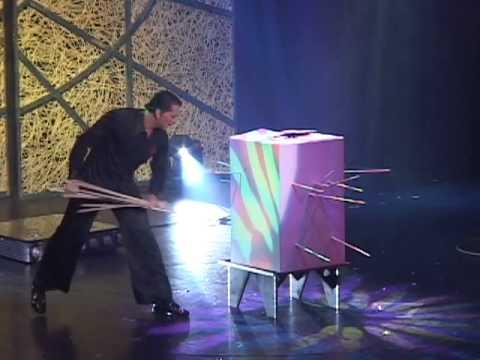 Trick magic sword revealed box I Find
