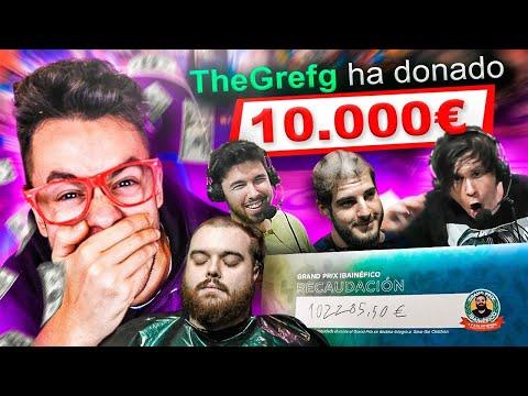 MI MAYOR DONACIÓN