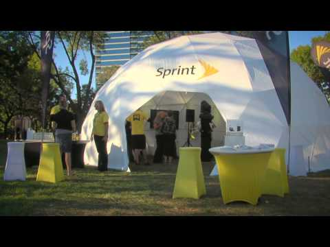 "Sprint ""4G Dome Experience"""
