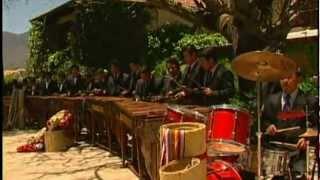 Ensamble de Marimbas - Lagrimas de Thelma Musica de Guatemala