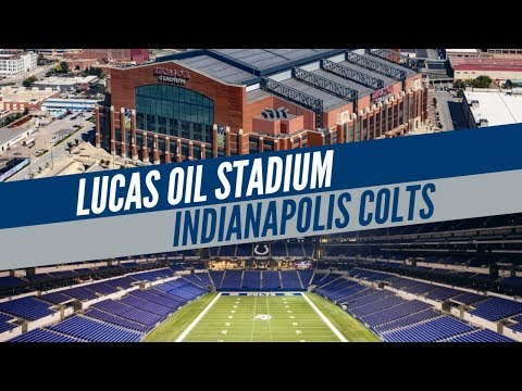 Lucas Oil Stadium - Indianapolis Colts (NFL)