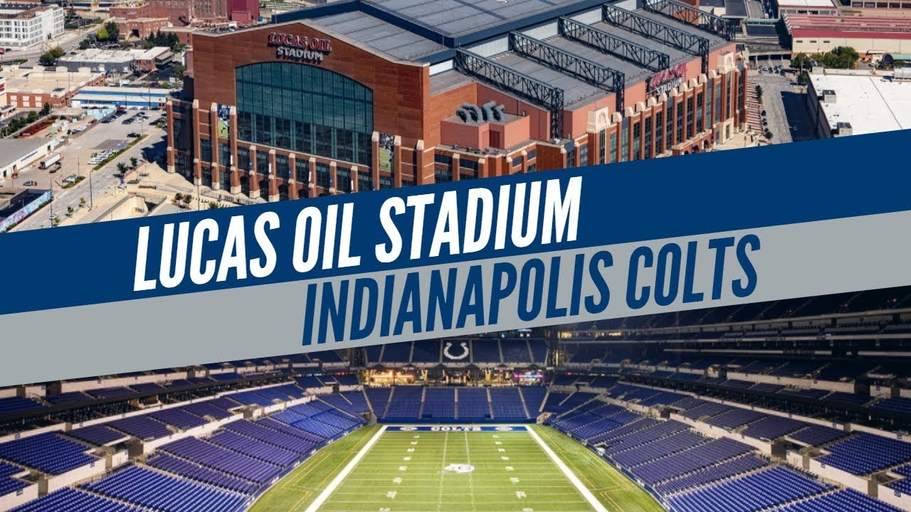 Lucas oil stadium indianapolis colts nfl youtube for Terrace end zone lucas oil stadium