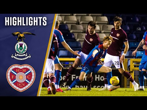 Inverness CT Hearts Goals And Highlights