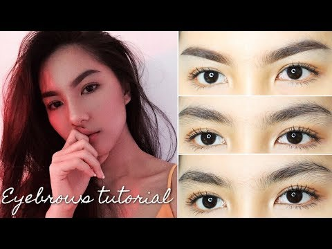 from natural to on fleek eyebrows tutorial devienna makeup