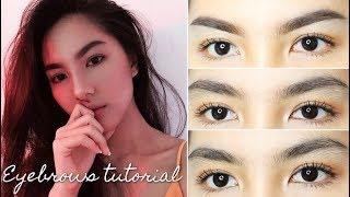 Video From 'Natural' to 'On Fleek' Eyebrows Tutorial 🙌 download MP3, 3GP, MP4, WEBM, AVI, FLV Oktober 2017