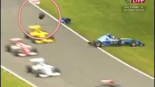 Formel 2 Henry Surtees tödlicher Unfall 19.07.2009 thumbnail