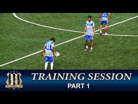 Football Training With Saif Sporting Club | Part 1