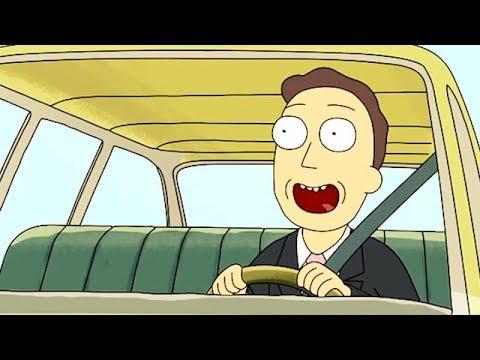 Human Music LIT VERSION (Rick and Morty)