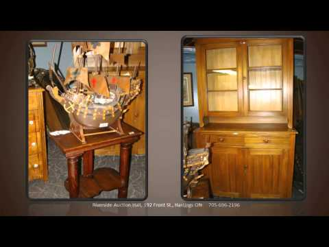 Riverside Auction Hall Antique and Consignment Sale Sept 8th