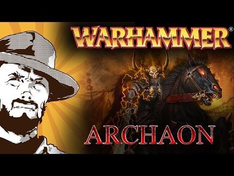"""FFH Былинный Сказ: Книги """"Archaon"""" для Warhammer Часть 2"""