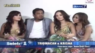 Juwita Bahar & Trio Macan - Buka Sitik Joss (Interview)