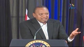 Uhuru rebukes agencies over anti-graft fight