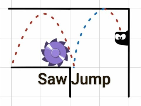 Ultimate king of thieves saw path|saw jump|king of thieves❤