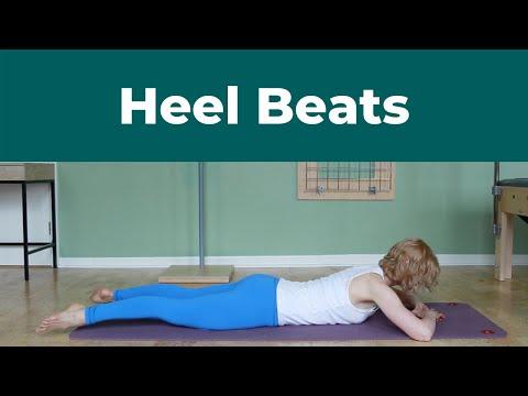 Heel Beats ⎮Strengthen Your Butt and Inner Thighs