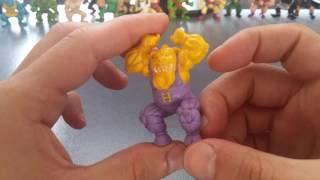 Може бути, АСМР шепіт в Болгарії:мої лиходії колекція іграшка з дитинства-б'лгарскі асмр шепнене