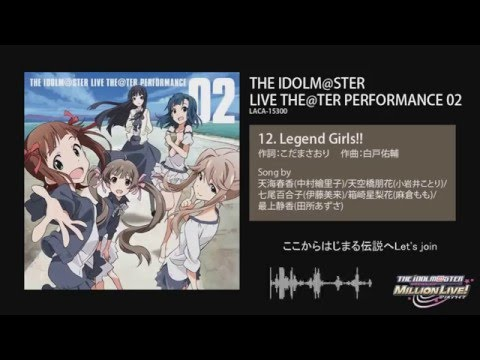 THE IDOLM@STER LIVE THE@TER PERFORMANCE アイドル50人65曲試聽
