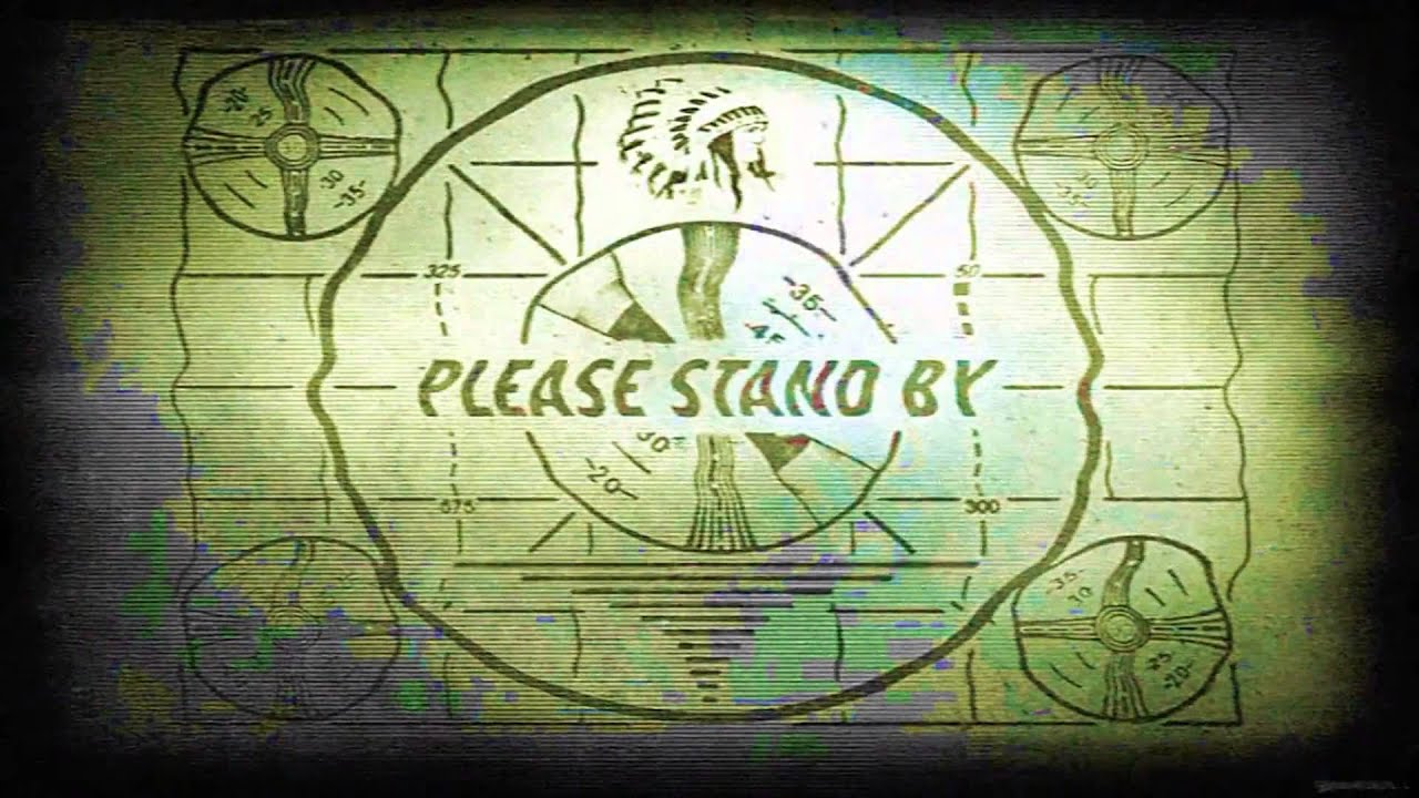Fallout Please Stand By Youtube