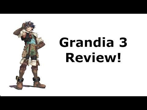 Grandia 3 (PS2) Review!
