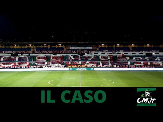 CASO Cosenza-Salernitana: La Decisione del Giudice Sportivo!