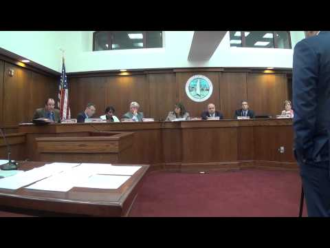 Red Bank Council Meeting Oct 8 2014