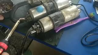 Kavsharlash robitaille Speedometer bu PU da Har qanday ta'mirlash Tumanyi