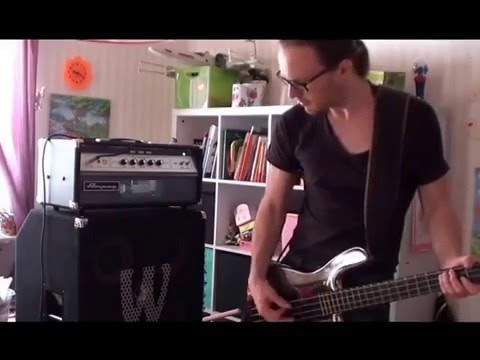Ampeg V4BH rig review