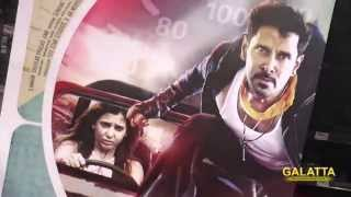 Samantha talks about her character in 10 Endrathukulla