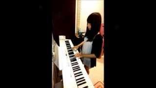 Della丁噹【手掌心】 蘭陵王/兰陵王 片尾曲 鋼琴版 Piano Cover by:Miemie