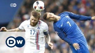 EM: Frankreich zieht ins Halbfinale ein | DW Nachrichten