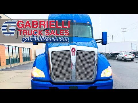 Commercial Truck Dealer, Parts, Service | Kenworth, Mack