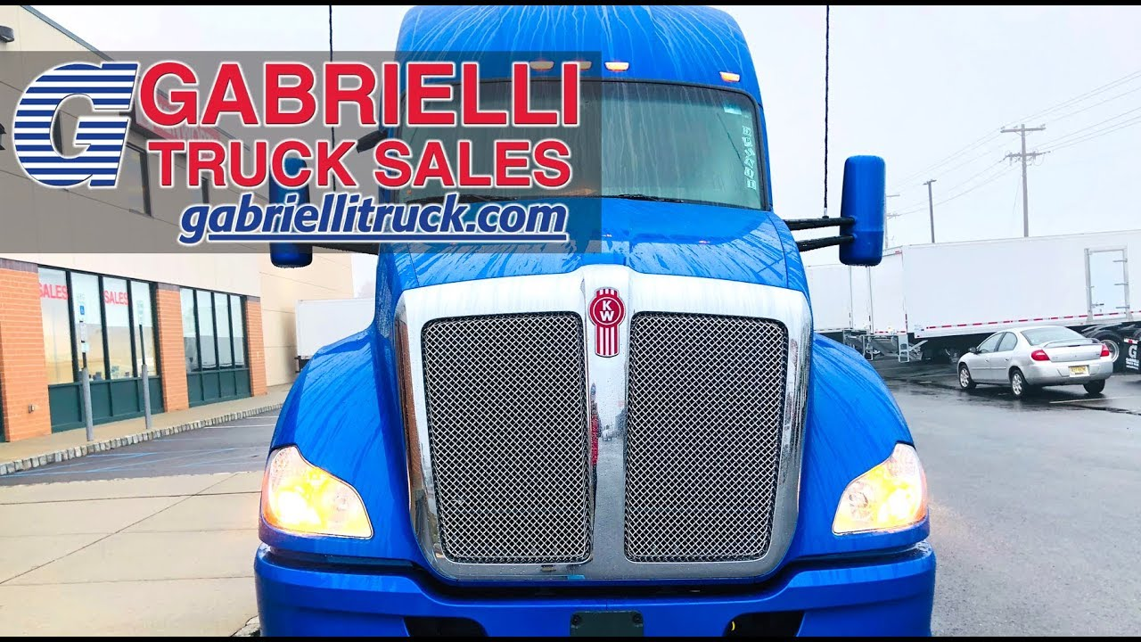 Commercial Truck Dealer, Parts, Service | Kenworth, Mack