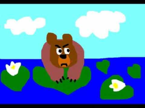 Funny animal nursery song
