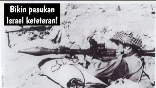 3 senjata infantri Arab yang ditakuti Israel selama Perang Yom Kippur #110