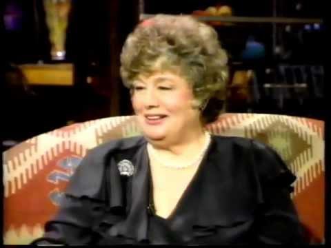 Ruby Wax Meets Shelley Winters Then Murders Katherine Helmond  BBC 1993.