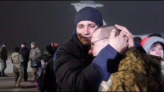 Обмен пленными на Донбассе. Как это было    Страна.ua