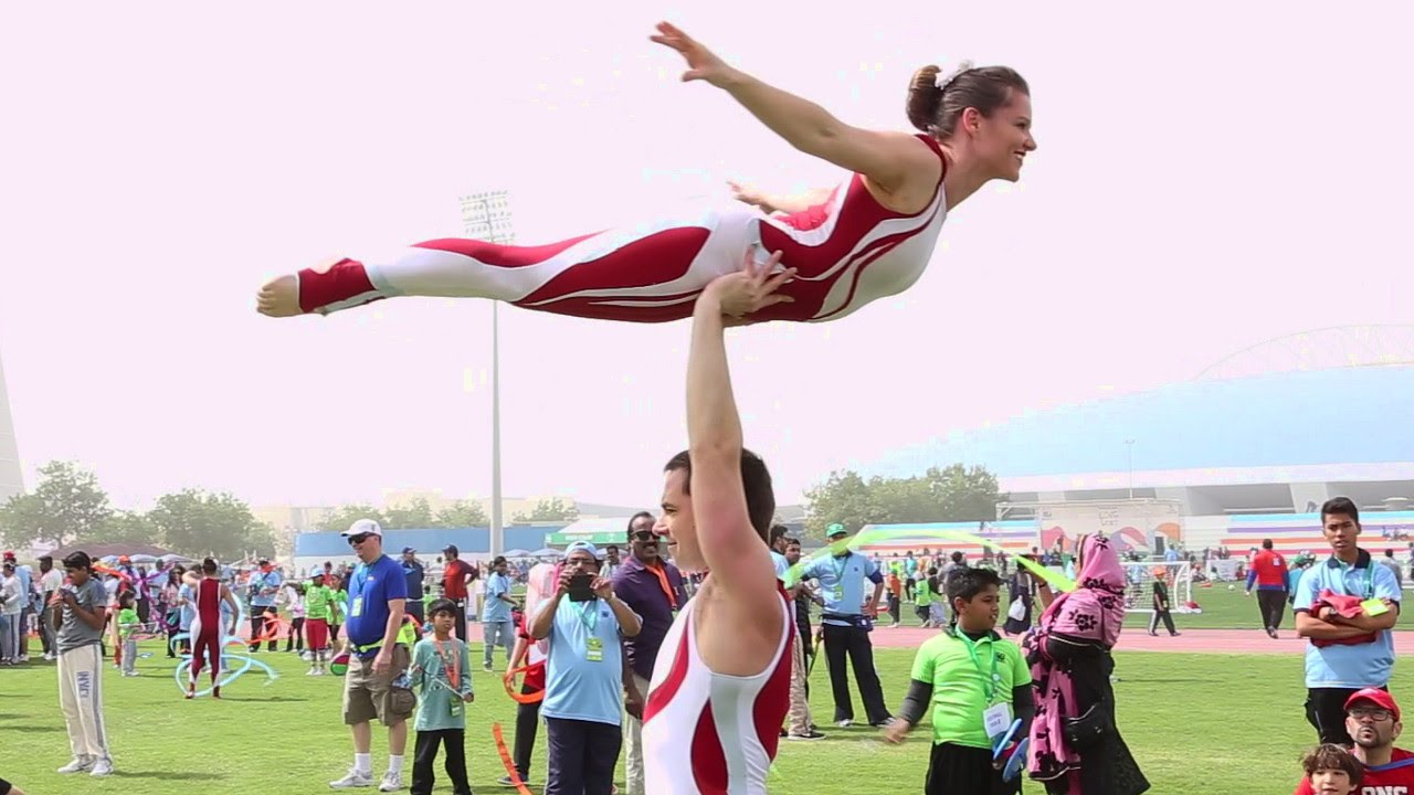 RasGas National Sports Day 2015