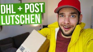 DHL und Post lutschen!