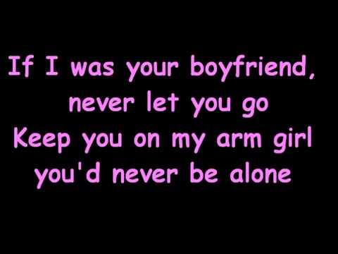Boyfriend - Justin Bieber - (Letra)