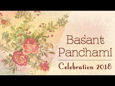 Basant Panchami Celebration 2018 | Anandmurti Gurumaa