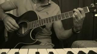 Anathema - J'ai Fait Une Promesse (guitar cover)
