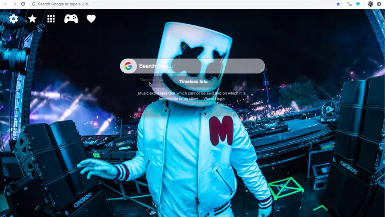 Marshmello Video Hd Wallpapers Backgrounds